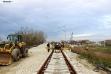 Pruga Beograd - Pančevo - završni radovi na natputnjacima
