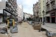 Pešačka zona Obilićev venac - maj 2017.