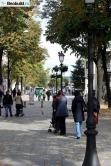Pešačka zona u Zemunu - oktobar 2017.