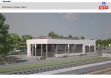 Pruga Beograd - Stara Pazova - 3D prikazi