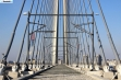 Most na Adi - radovi na tramvajskom koridoru (foto) - 3. decembar 2018.