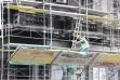 Brankova ulica - početak radova na rekonstrukciji fasada