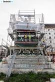 Obnova spomenika knezu Mihailu (foto) - 2. mart 2020.