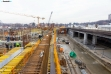 Železnička stanica Prokop (foto) - 6. februar 2021.
