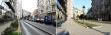 Pešačka zona Obilićev venac - pre i posle radova