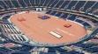 Beogradska Arena - izgled dvorane za atletsko prvenstvo