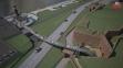 Pešačka pasarela na Kalemegdanu - 3D prikazi