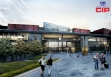 Železnička stanica Prokop - 3D prikazi