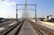 Most na Adi - novi tramvajski koridor (foto) - 5. jul 2019.