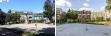Park vojvode Vuka - pre i posle