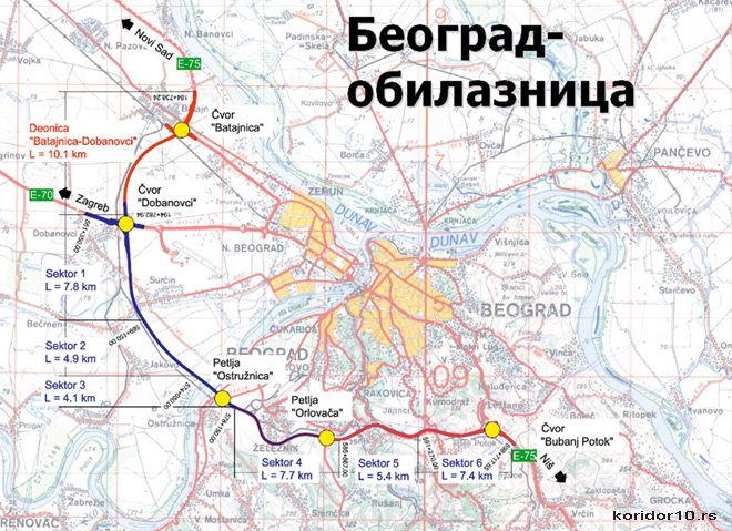 Srb Serbia Road Infrastructure Auto Putevi Auto Putevi