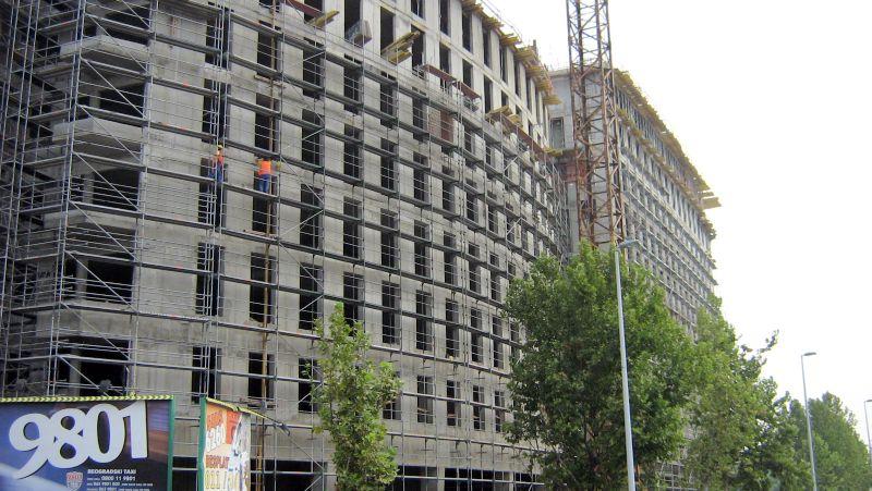 GTC 19 Avenue and Park Apartments