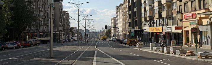 Kralja Aleksandra Boulevard : Reconstruction 2010