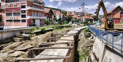 Extension of Mirijevski Boulevard