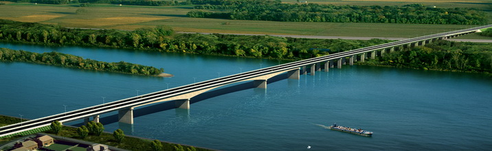 Zemun - Borča Bridge