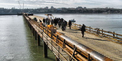 Zemun - Borca bridge | Report