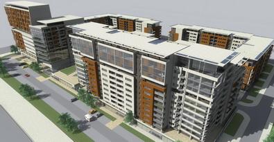 Novo naselje u bloku 67a