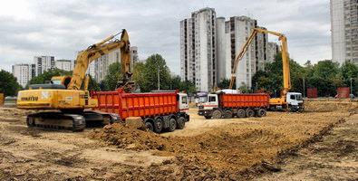 Atrijum 63 : novi kompleks u izgradnji
