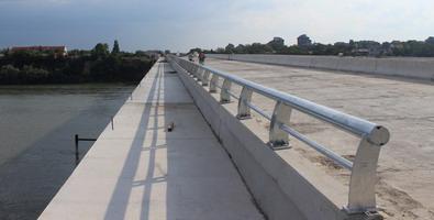 Završeno spajanje obala na Dunavu