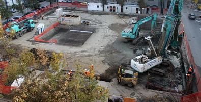 Počela gradnja u bloku 21