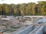 Bridge Obrenovac - Surcin - Construction Site
