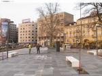 Sava Square reconstruction - Construction site