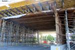 Batajnica Junction - Construction site