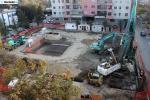 Societe Generale - Construction site