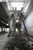 Železnička stanica Prokop - ugradnja liftova