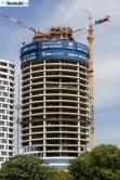 Skyline AFI Tower (foto) - 4. avgust 2021.