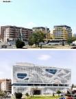 Kineski kulturni centar - pre i posle