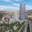Skyline AFI tower - 3D prikazi