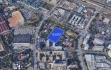 Kompleks tri fakulteta na Novom Beogradu - lokacija